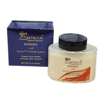 Artista 42 G Banana Loose Powder
