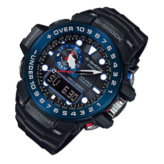 Casio GWN-1000B-1BDR G-Shock Premium Watch