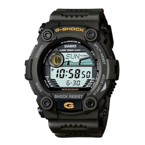 Casio G79003DR G Shock Watch