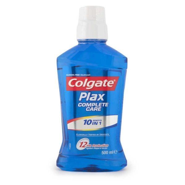 Colgate Plax Complete Care 500ml