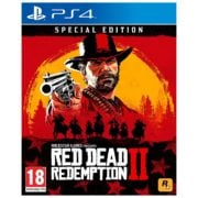 PS4 Red Dead Redemption II Special Edition Game