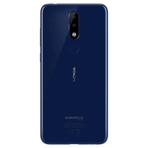 Nokia 5 1 Plus 32GB Blue 4G Dual Sim Smartphone TA1105