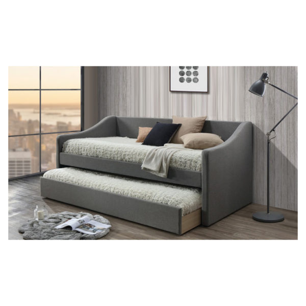 Barnstorm Upholstered Daybed in Grey Color