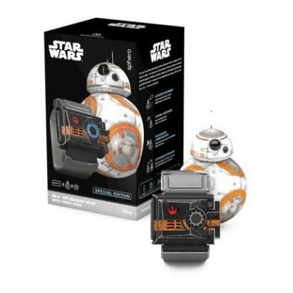 Sphero Special Edition Battle-Worn Bb-8 With Force Band