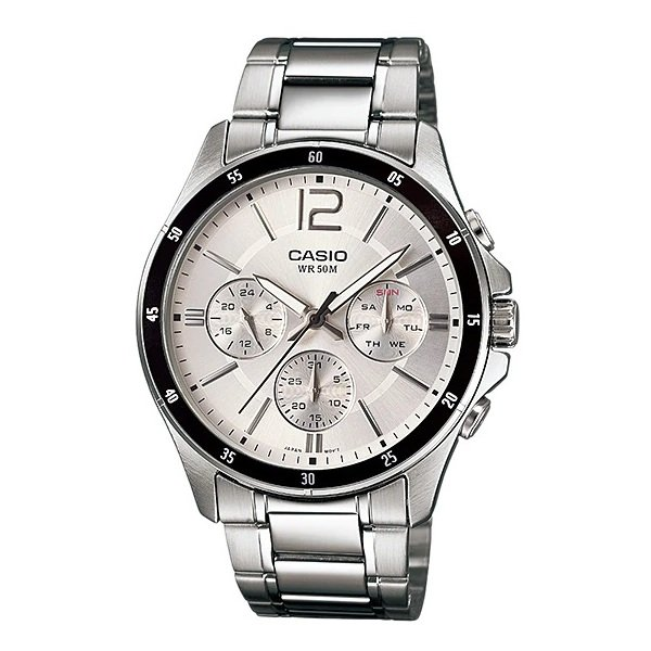 Casio MTP1374D7ADF Watch