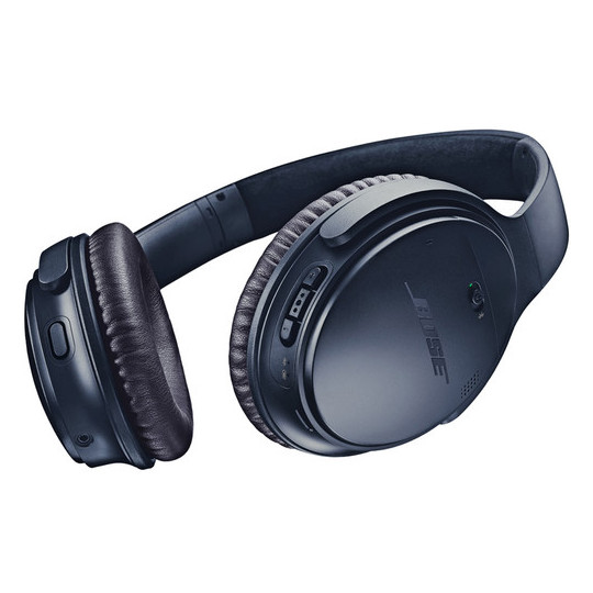 Bose QuietComfort 35 Series II Wireless Noise Cancelling Headphones (Limited Edition Triple Midnight) QC35II