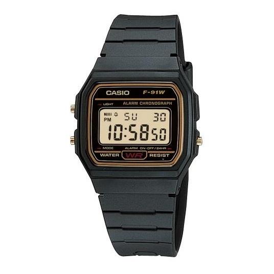 Casio F91WG9DF Watch