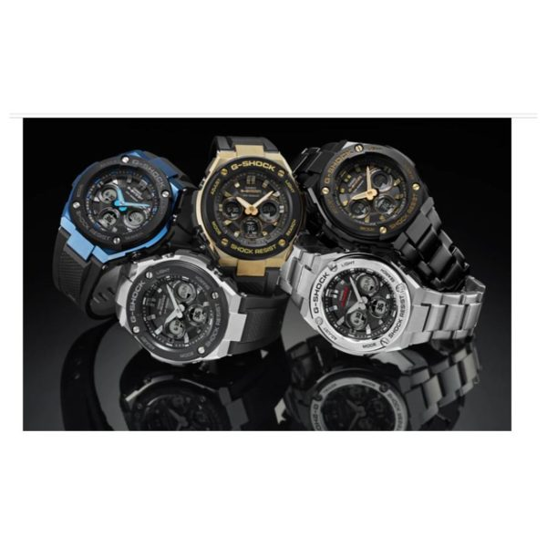 Casio GST-S300G-1A2DR G-Shock Youth Watch