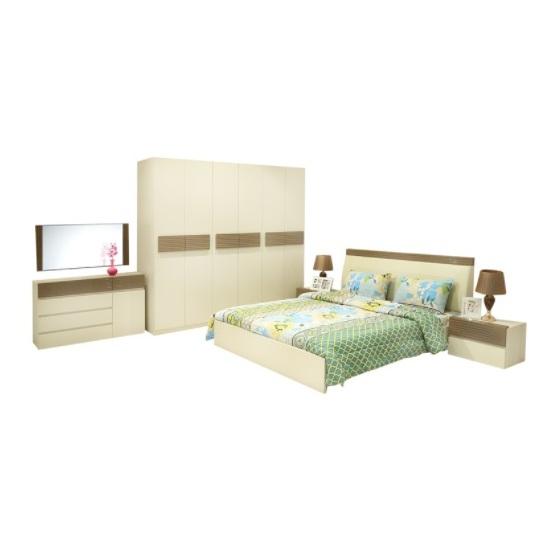 Home Style Eliza 6 Pieces Bedroom Set