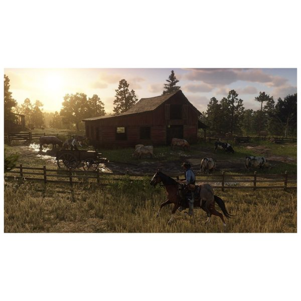Xbox One Red Dead Redemption 2 Special Edition Game