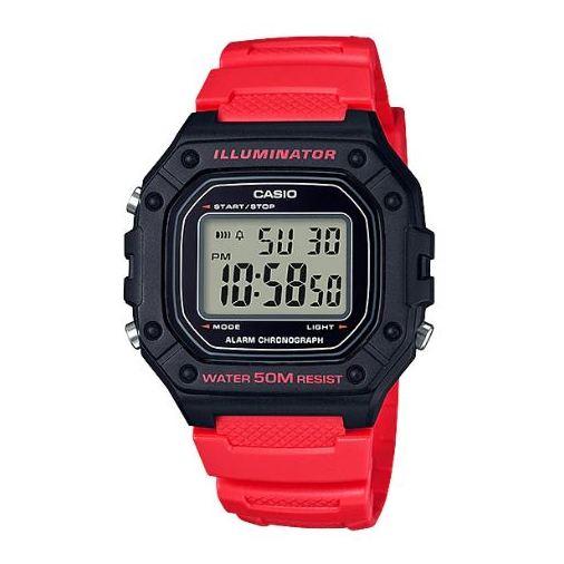 Casio W-218H-4BVDF Watch