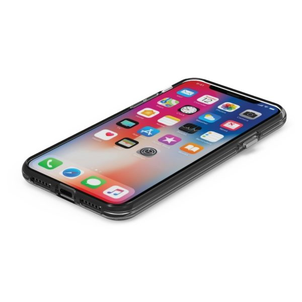 PureGear Slim Shell Clear Case For iPhone Xs Max