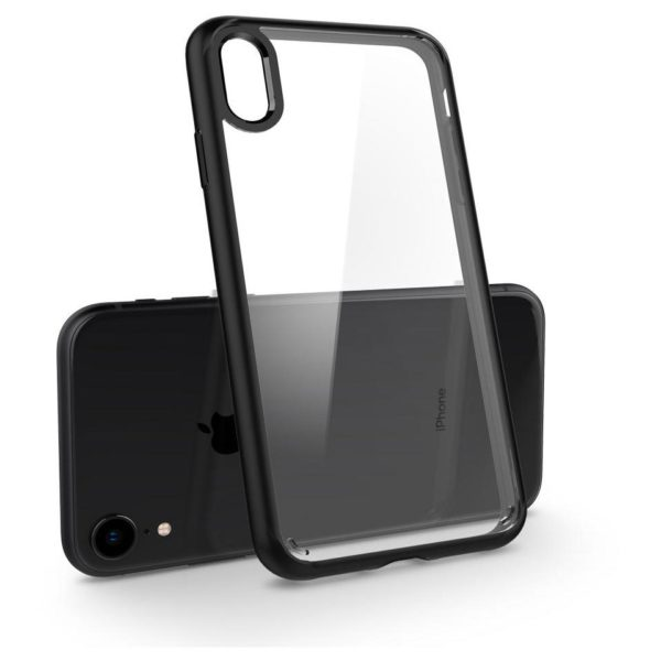 Spigen Ultra Hybrid Case Matte Black iPhone Xs Max