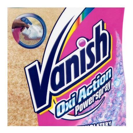 Vanish Oxi Carpet Remover 500ml