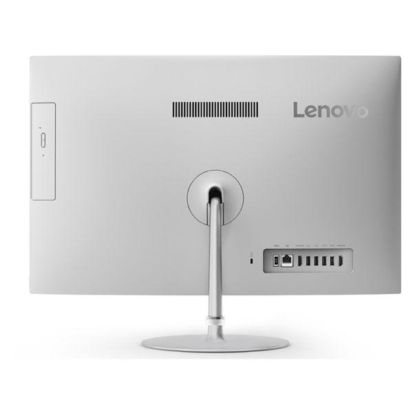 Lenovo Ideacentre AIO 520 Desktop - Core i7 2.4GHz 8GB 1TB 2GB Win10 23.8inch FHD Silver