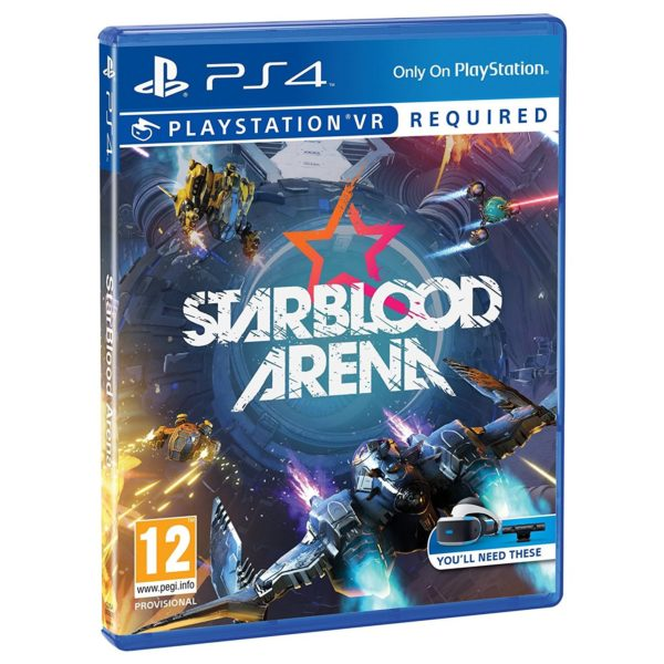 PS4 Starblood Arena VR Game