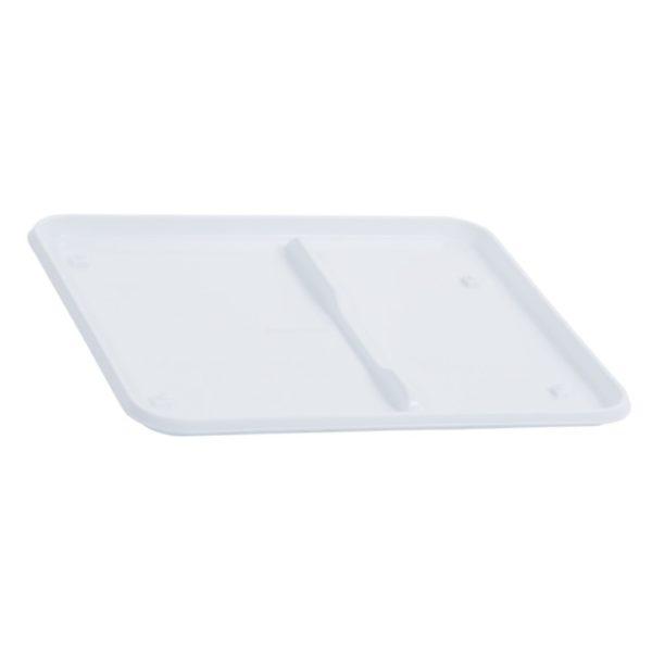 Wham 12447 Casa Large Dish Drainer Tray Ice White