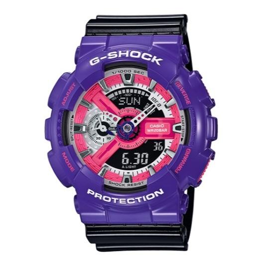 Casio GA110NC6ADR G Shock Watch