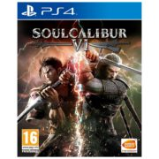 PS4 Soul Calibur 4 Game