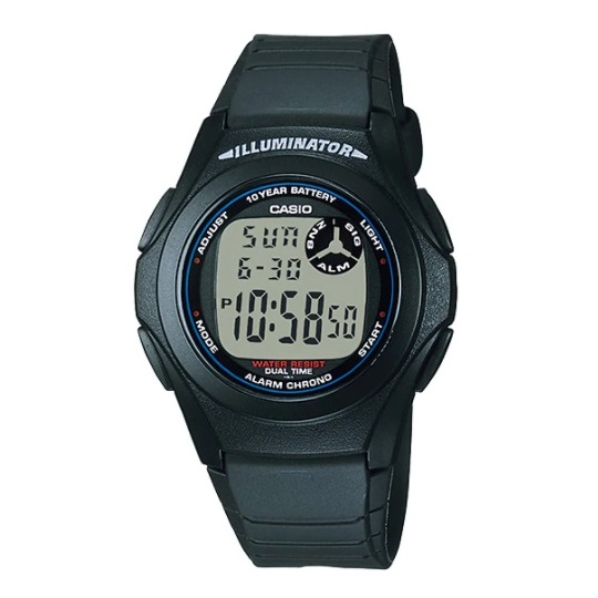 Casio F200W1ADF Watch