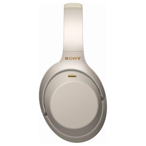 Sony WH-1000XM3 Wireless Noise-Canceling On Ear Headphones Silver