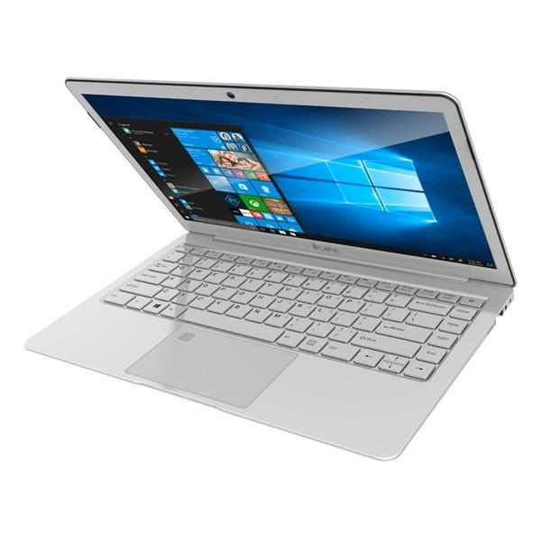 iLife ZedAir 3 Laptop - Pentium 1.1GHz 3GB 32GB Shared Win10 13.3inch FHD Silver