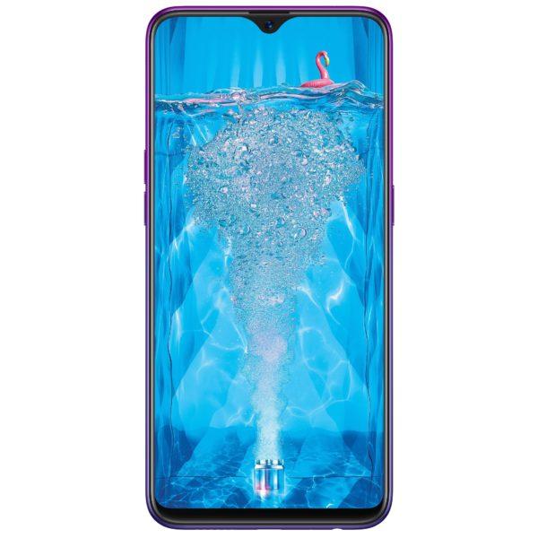 Oppo F9 64GB Starry Purple Dual Sim Smartphone