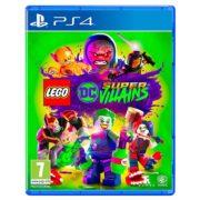 PS4 Lego DC Super Villians Game