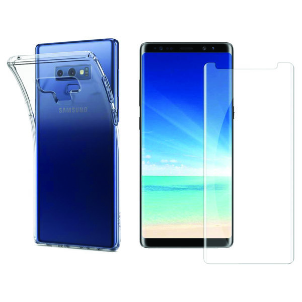 Trands Case (TRCCNT37) + TRSPNT165 Screen Protector For Note 9