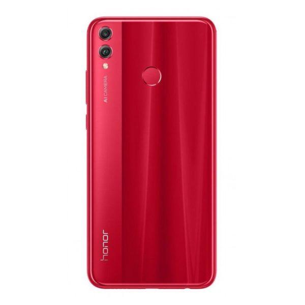 Honor 8X 128GB Red 4G Dual Sim Smartphone