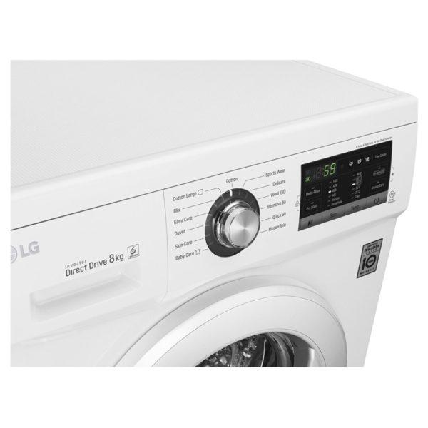 LG Front Load Washer 7 kg FH2J3QDNP0