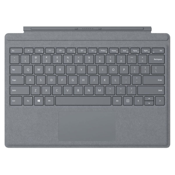 Microsoft Surface Go Signature Type Cover Platinum