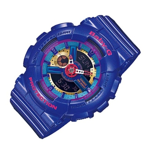 Casio BA-112-2ADR Baby G Watch