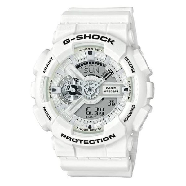 Casio GA-110MW-7ADR G-Shock Youth Watch