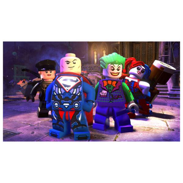 Nintendo Switch Lego DC Super Villians Game