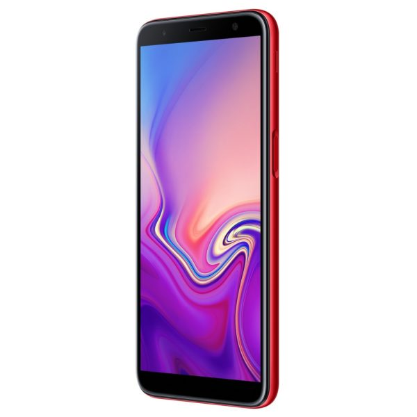 Samsung Galaxy J6 32gb Red J6 Plus 4g Dual Sim Smartphones Price