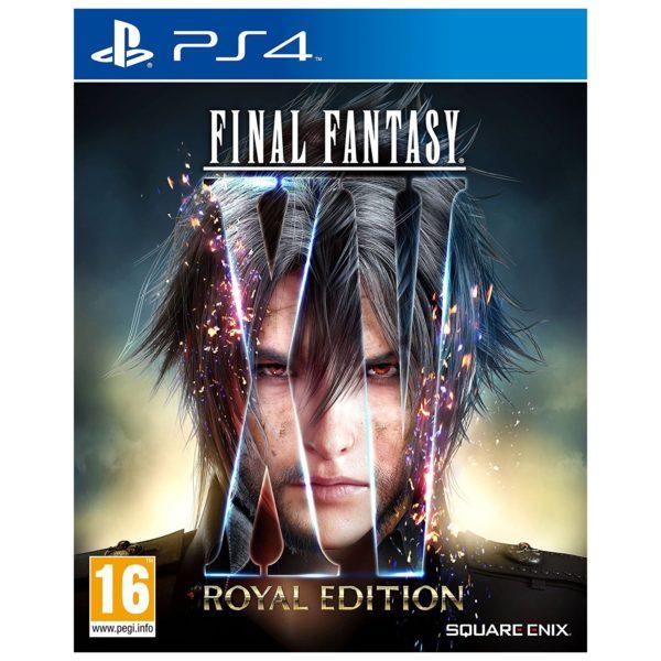 PS4 Final Fantasy XV Royal Edition Game