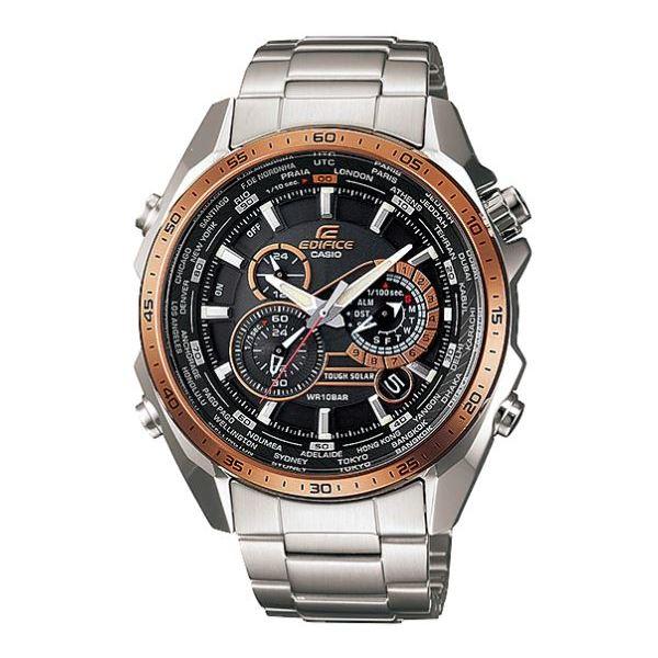 Casio EQS-500DB-1A2DR Edifice Premium Watch