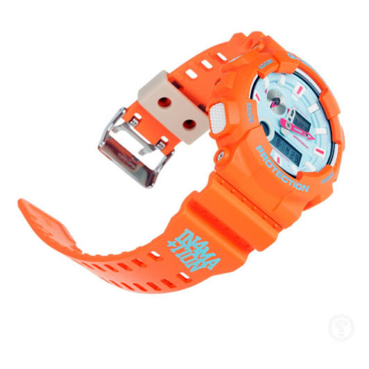 Casio GAX-100X-4ADR G-Shock Youth Watch