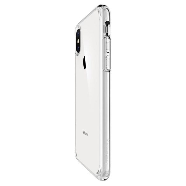 Spigen Ultra Hybrid Crystal Clear Case For iPhone Xs