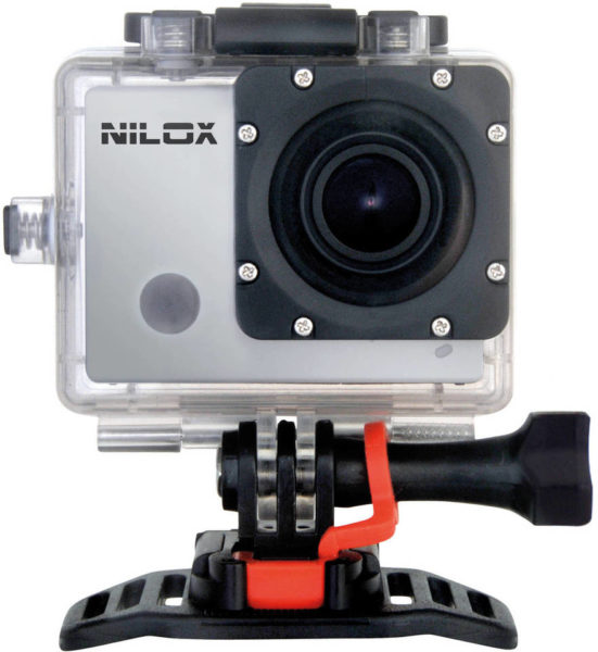 Nilox F60 RELOADED Action Camera Silver