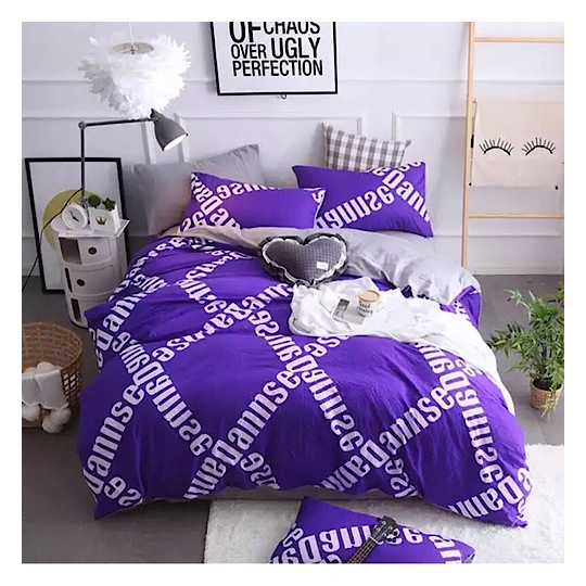 Deals For Less R-modern17d Queen Bedding Set Of 6
