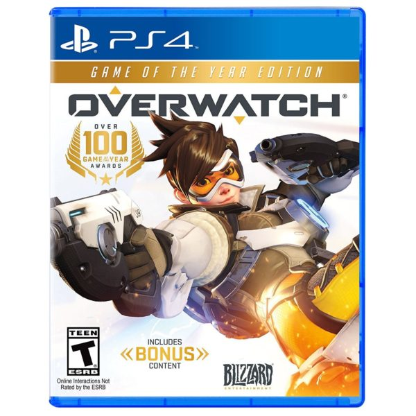 PS4 Overwatch GotyEdition Game