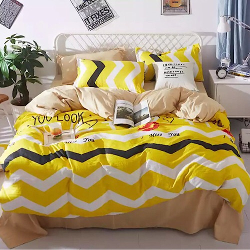 Deals For Less R-modern09k King Bedding Set Of 6