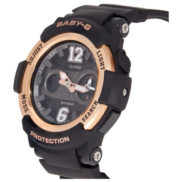 Casio BGA-210-1BDR Baby G Watch