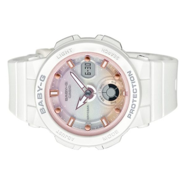 Casio BGA-250-7A2DR Baby G Watch