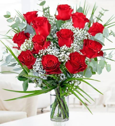Cortes Pasion CPD21 Pleasent Rose Bouquet (Fresh Flower)