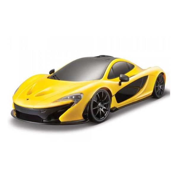Maisto Tech 81243YLW RC McLaren P1 Yellow 1:14 - Color May Vary