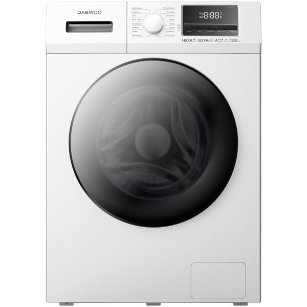 Daewoo Front Load Washer 7 Kg DWD-FT1212