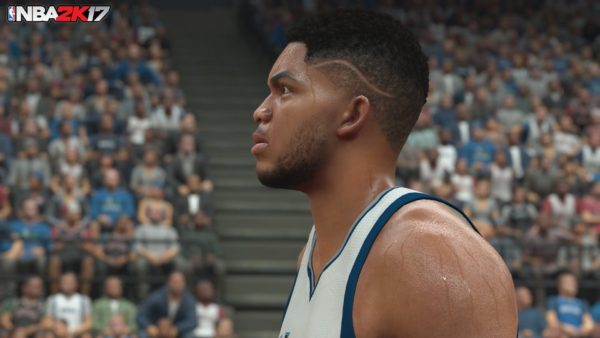 PS4 NBA 2K17 Game